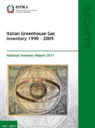 Italian Greenhouse Gas Inventory 1990-2009. National Inventory Report 2011 - 21/06/2011
